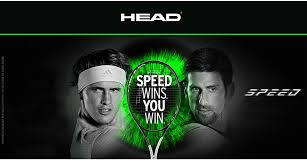 Nuove Head Speed Graphene 360