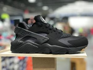Air Huarache total blk