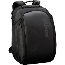 New Federer DNA Backpack black e infrared