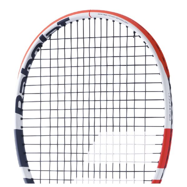 BABOLAT-PURE STRIKE 16X19-WH/RD-1