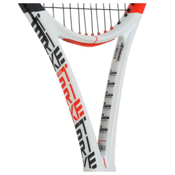 BABOLAT-PURE STRIKE 100-WH/RD-1