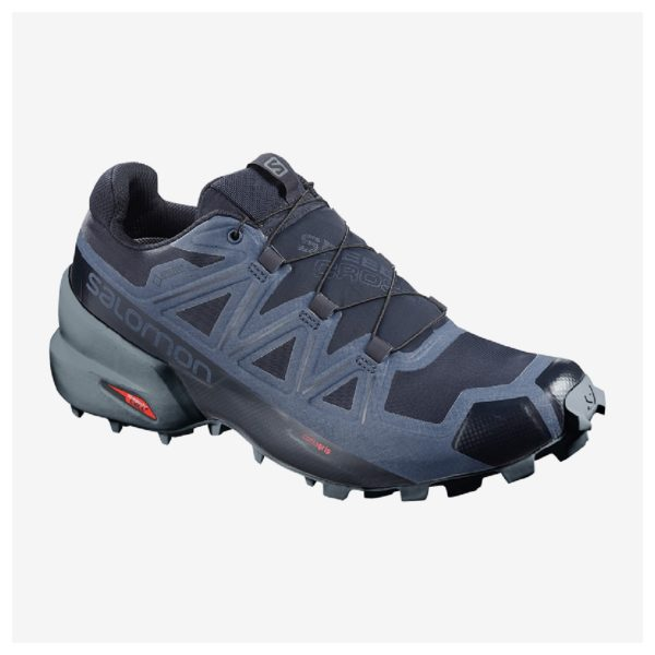 SALOMON-SPEEDCROSS 5 GTX UOMO-NAVY BLAZE-0