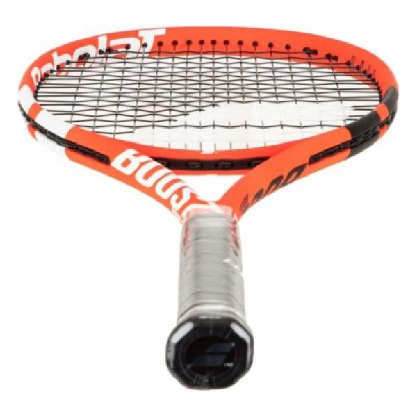 BABOLAT-BOOST S STRUNG-RD/BK/WH-1